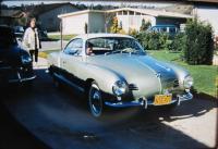 Aero Silver Coupe