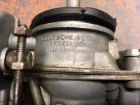 Bent Solex 32 carb top