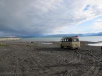 57 PGSG in Destruction Bay,Yukon