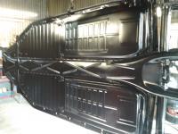 58 Standard Sunroof Beetle Resto Continues