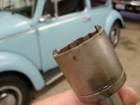 bug oil filler removal tool