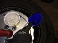 BB tire balance