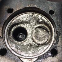 Why you never reuse exhaust valves