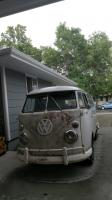 First Sight of Richie's camper purchase!
