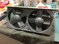 Ambulance fan parts
