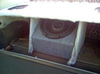 66 Bug - Under the speaker shelf