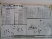 Parts catalog brazil
