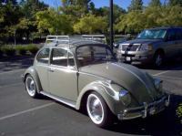 66 Bug - Passenger side wide