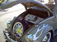66 Bug - Trunk shot
