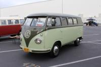 Palm Green Sand Green Standard Microbus from OCTO June 2017