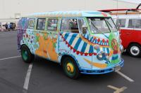 Crazy paint Kombi from OCTO June 2017