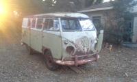 '61 Mango rust bucket