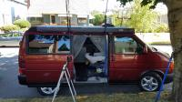 Weekender Awning Install