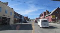 Rolling through Gardiner, MT