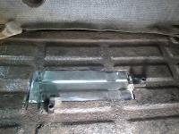 1964 brake pedals and floor