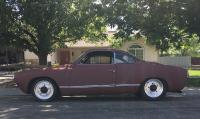 1966 Karman Ghia Project