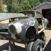 1966 Karman Ghia Project