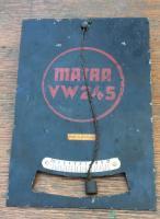 Matra VW245 VW 245 angle protractor tool
