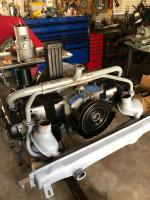 Bob Blackwell's Engine Progress