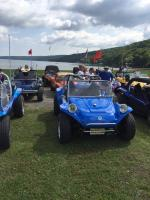 My old Blue Buggy At Manx At The Glen July '17