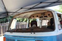 windshield sill repair