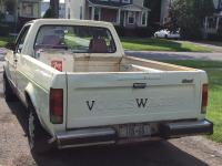 1981 VW Diesel Rabbit Pickup