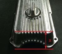 Claudes Buggies valve cover