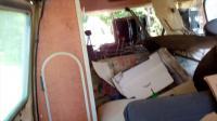 1979 Bay Tin Top Camper interior