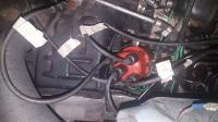 current ignition wire set up