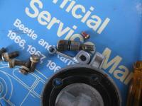 Magura and VDO mechanical fuel senders