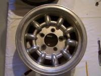 western aluminum wheel 10 spoke late bay 14x5.5