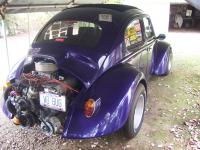 A  FUNNY  vw  BUG.........V8   ENGINE....
