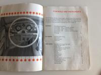 1959 Ghia owners manual