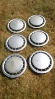 Vanagon Wheel Covers