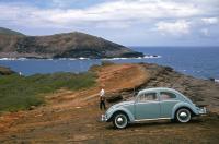 1961 Beetle in Hawaii, June 1963