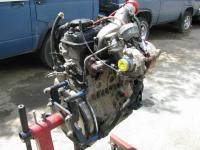 TDI with flipped ANF manifold + VNT17 turbo