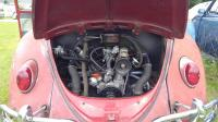 1964 Beetle Engine Compartment 40hp with Saxomat