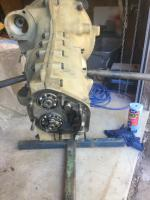 A few pics from my crashbox rebuild
