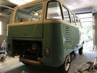 1962 bus 23 conversion project