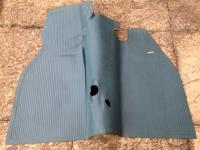 NOS RHD Malachite Green Mat for 1961 Turkis and Pastel Blue Cars