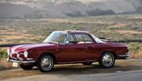1968 Cherry Red T34