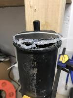 Charcoal canister refresh
