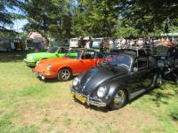 Rag Top Bugs at the  Nor Cal Vintage VW & Porsche Treffen 2017