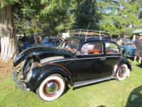 Rag Top Bugs at the  Nor Cal Vintage VW & Porsche Treffen 2017