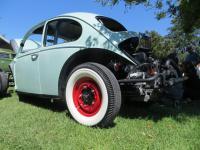 Off-Road VWs at the  Nor Cal Vintage VW & Porsche Treffen 2017