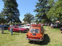 Squareback at the  Nor Cal Vintage VW & Porsche Treffen 2017