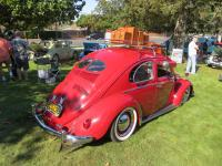 Split-window Bug at the  Nor Cal Vintage VW & Porsche Treffen 2017