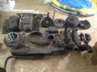 Misc T3 parts