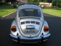 Rear plate