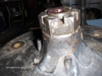 1970 rear axle slop issue